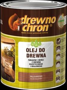 Drewnochron olej do drewna